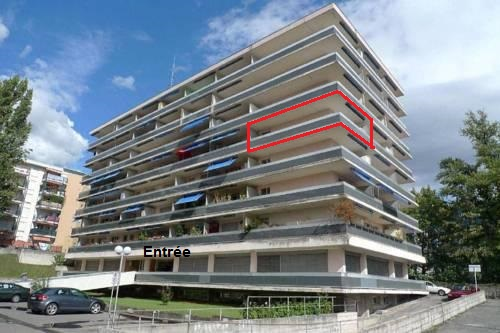 Immeuble de l'appartement